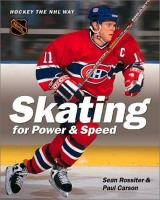 Skating for Power & Speed