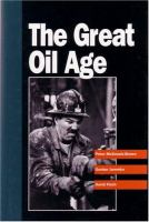 The Great Oil Age