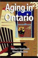Aging in Ontario