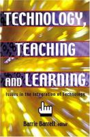 Technology, Teaching and Learning