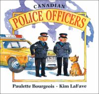 Canadian Police Officers