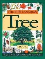 The Kids Canadian Tree Book