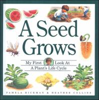 Image: A Seed Grows