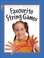 Camilla Gryski's Favourite String Games