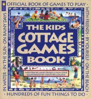 The Kids Cottage Games Book