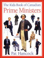 The Kids Book of Canadian Prime Ministers