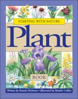 Starting With Nature Plant Book