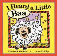 I Heard A Little Baa