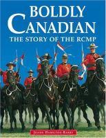 Boldly Canadian