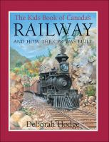 The Kids Book of Canada's Railway