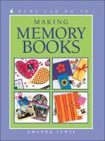 Making Memory Books