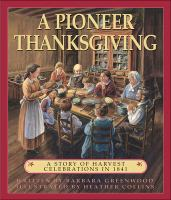 A Pioneer Thanksgiving