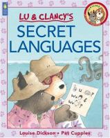 Lu & Clancy's Secret Languages