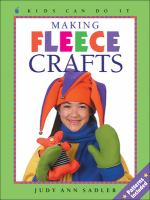 Making Fleece Crafts