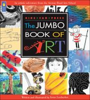 The Jumbo Book of Art