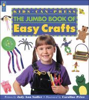 Jumbo Book of Easy Crafts