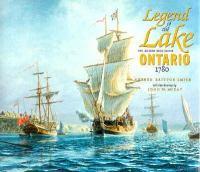 Legend of the Lake: the 22-gun Brig-sloop, Ontario, 1780