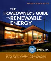 The Homeowner's Guide to Renewable Energy