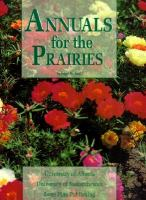 Annuals for the Prairies