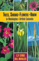 Trees, Shrubs & Flowers to Know in Washington & British Columbia