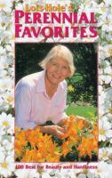 Lois Hole's Northern Flower Gardening