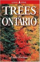 Trees of Ontario, Including Tall Shrubs