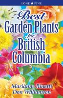 Best Garden Plants for British Columbia