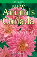 New Annuals for Canada