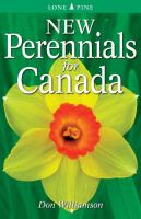 New Perennials for Canada