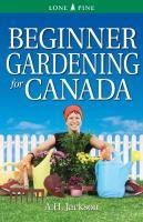 Image: Beginner Gardening for Canada