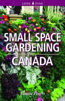 Image: Small Space Gardening for Canada