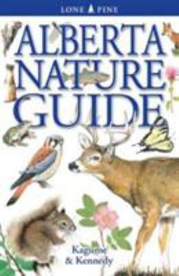 Cover image for Alberta Nature Guide