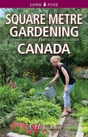Image: Square Metre Gardening for Canada