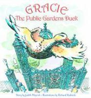 Gracie, the Public Gardens Duck
