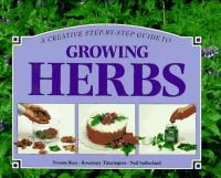 A Creative Step-by-step Guide to Growing Herbs