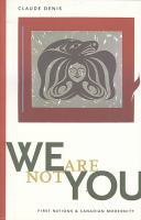 We Are Not You