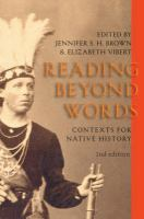 Reading Beyond Words