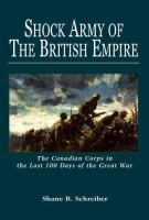 Shock Army of the British Empire