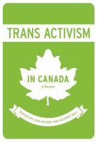 Trans Activism in Canada