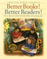 Better Books! Better Readers!