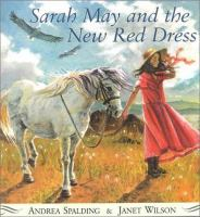 Sarah May and the New Red Dress