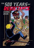 Image: The 500 Years of Resistance Comic Book