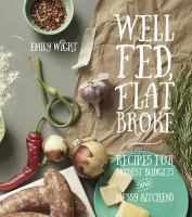 Image: Well Fed, Flat Broke