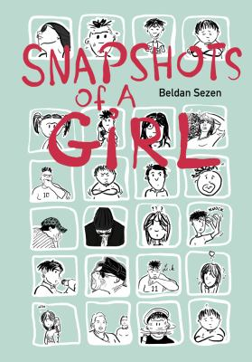 Cover image for Snapshots of A Girl