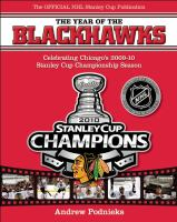 The Year of the Blackhawks