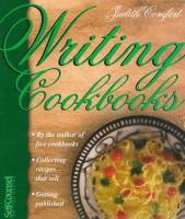 Writing Cookbooks