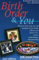Birth Order and You