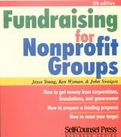 Fundraising for Non-profit Groups