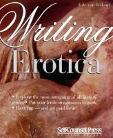Writing Erotica