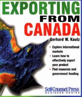 Exporting From Canada